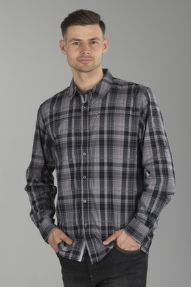 Klim Fireside Shirt - Black