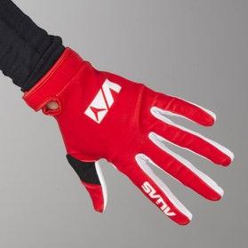 MX rukavice Alias AKA Lite Červená