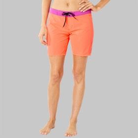 Fox Chargin Shorts Orange Womens