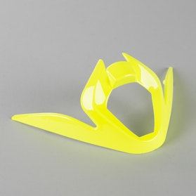 Acerbis Impact Mouthpiece  Yellow