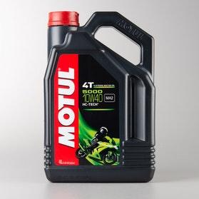 Olej Półsyntetyczny Motul 4T 5000 10W40 4L