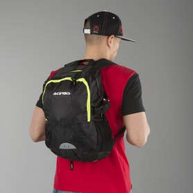 Acerbis Profile Backpack Black