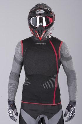 Acerbis X-Fit Half Pro Protective Trousers
