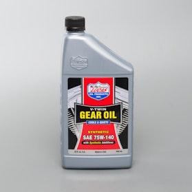 Olej przekładniowy Lucas Oil SAE Synthetic 75w-140w V-Twin 946ml