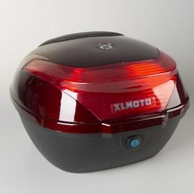 XLmoto 26L Top Case Red