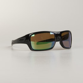 Oakley Turbine Sunglasses Polished Black Prizm