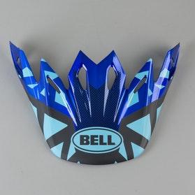 Daszek do Kasku Bell Moto-9 Mips Tremor Niebiesko-Czarny