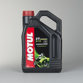 Motul 510 2T 4L Oil Semi-synthetic