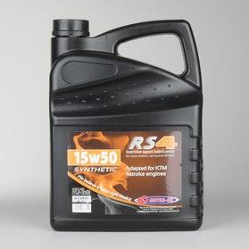 RS4 4-S Olej do silnika KTM 5L 15W50