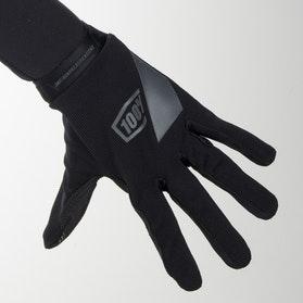 Rękawice Cross 100% Ridecamp Czarne