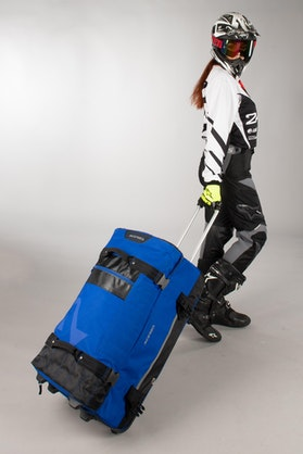Acerbis X-Trip 105L Gear Bag Blue