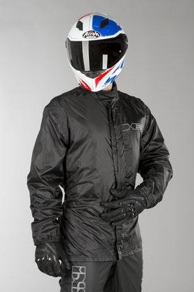IXS Nimes 3.0 Rain Jacket Black