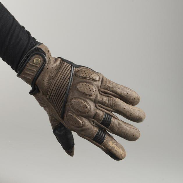 Alpinestars Crazy Eight Gloves - Black-Brown