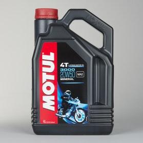 Olej mineralny Motul 4T Motul 3000 4L