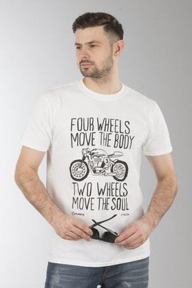 XLMoto Soul T-Shirt White