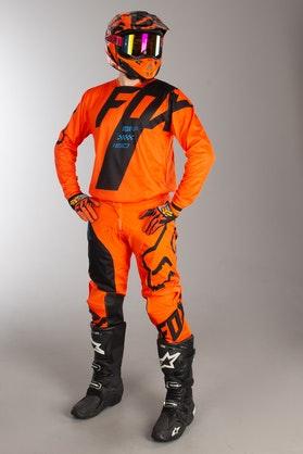 Motokrosová Souprava Fox 180 Mastar Oranžová MX 18