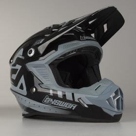Answer Youth AR-1 Helmet Grey-Black