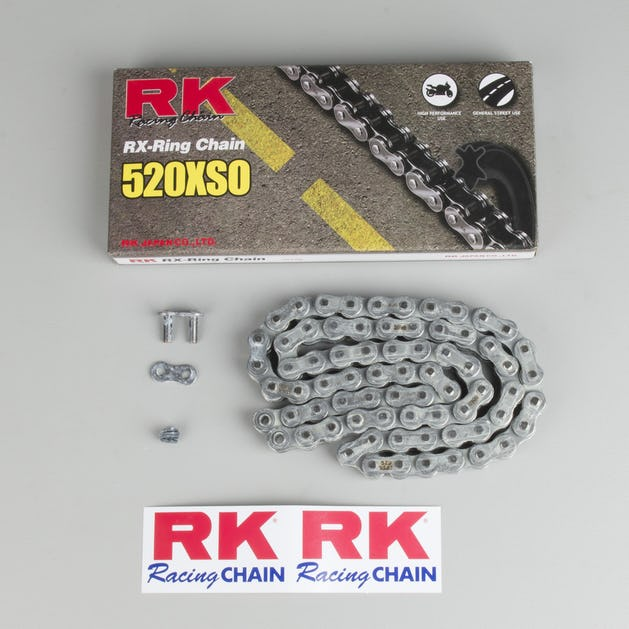 RK 520XSO X-Ring Chain