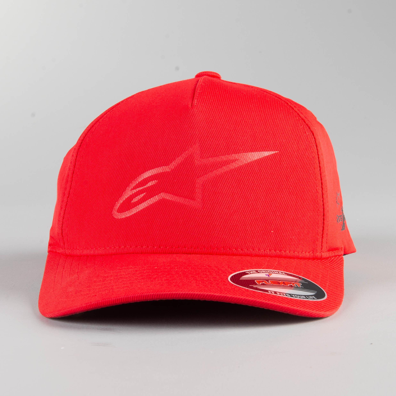 Alpinestars Ageless Cap in Red