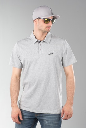 Polo Tričko Alpinestars Eternal Šedé