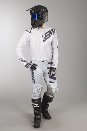 Leatt GPX 4.5 Lite Tech MX Clothes White