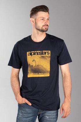 Koszulka Alpinestars Solitude Granatowa