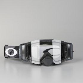 Gogle Oakley Front Line MX Speed Clear Czarne Matowe