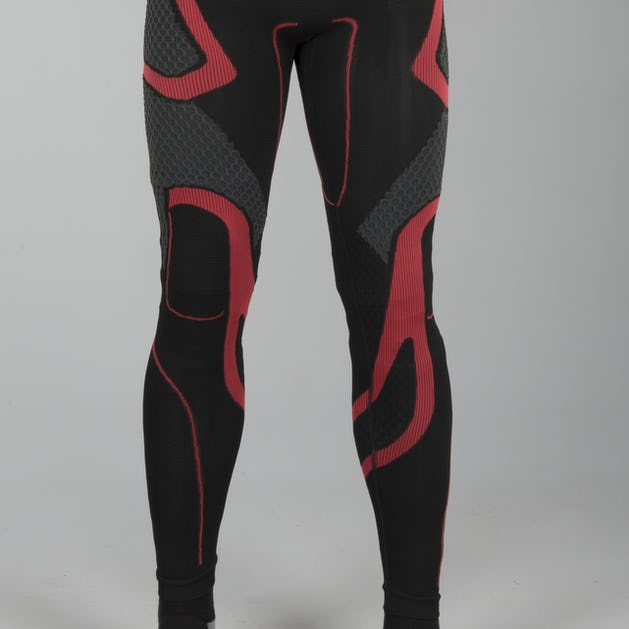Acerbis X-Body Winter Base Layer Trouser Black-Red