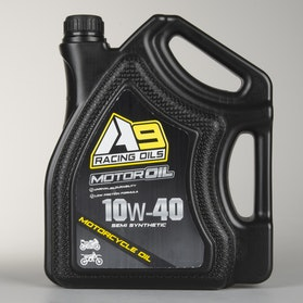 A9 Engine Semi-Synthetic Engine Oil 4L