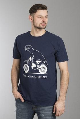 24MX T-MX T-Shirt Blue