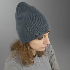 Oakley Fine Knit Hat Grey