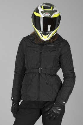 Acerbis SBK Santa Monica Women's Jacket Black