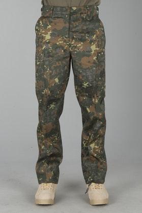 Kalhoty Brandit US Ranger Hose Flecktarn