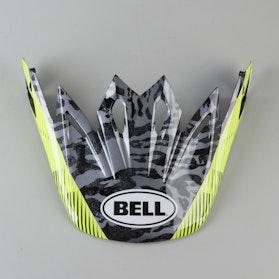 Daszek do Kasku Bell Moto-9 Mips Chief Czarno-Biało-Zielony