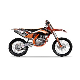 Enjoy 24MX Decal Kit KTM