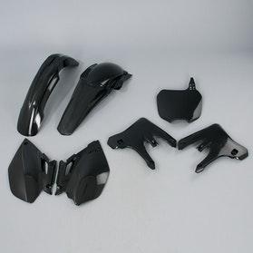 Komplet plastików Rtech Czarne