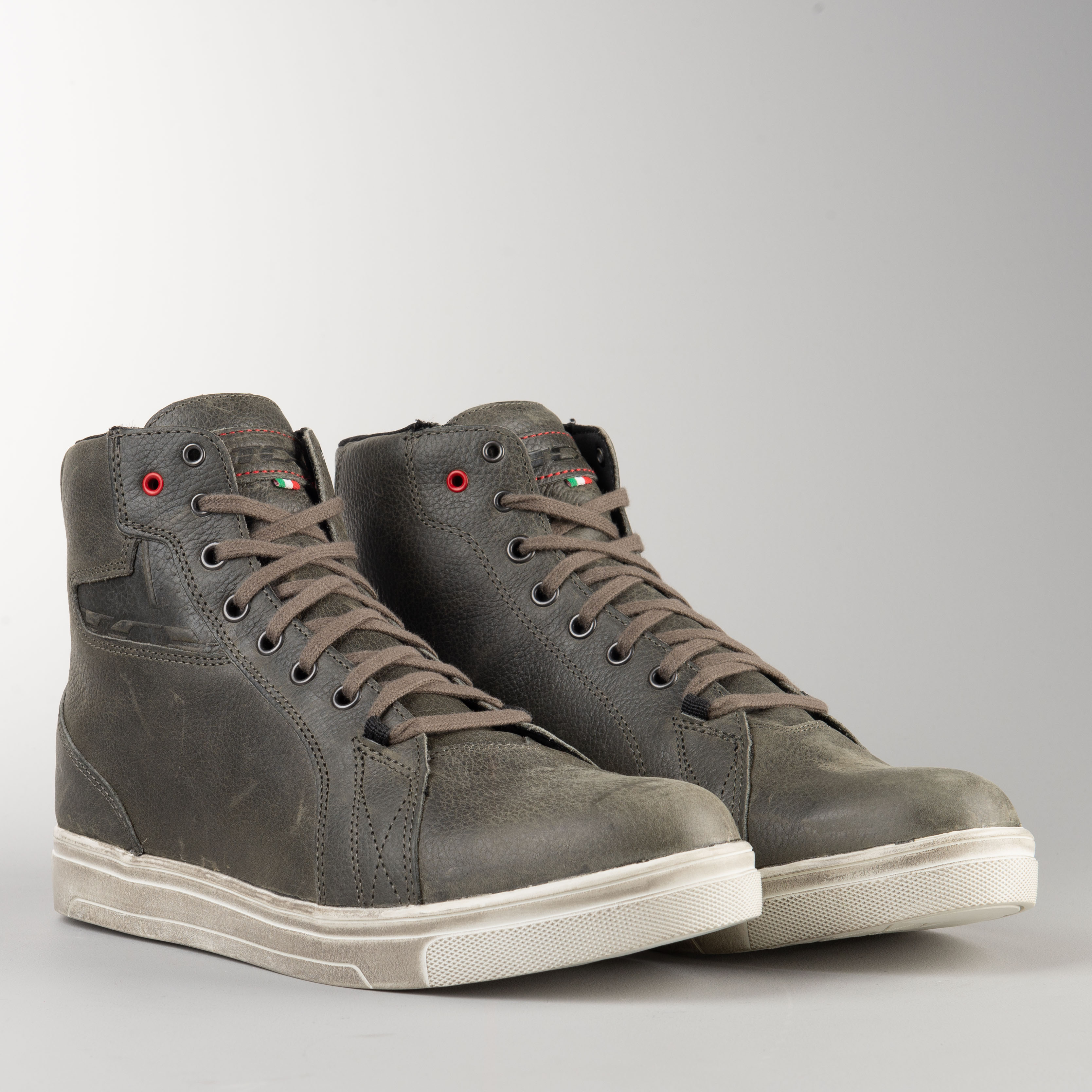 TCX Motorcycle boots STREET ACE WP Grey