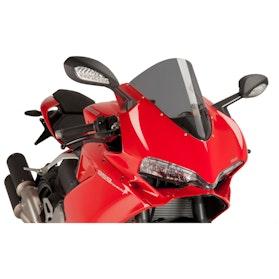 Čelní Sklo Ducati 749-S-R/999-S-R 05-06 Racing Kouřové