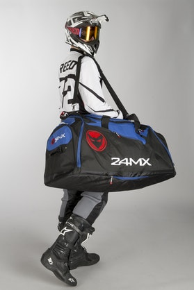 Gearbag 24MX All-In-One, Blå