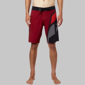 Fox Dive Seca Board Shorts Cranberry