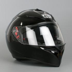 AGV K-3 SV Mono Helmet Black