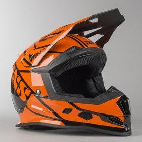 IXS 361 2.1 MX Helmet Black-Orange