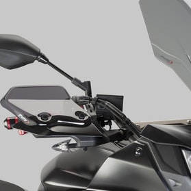 Handbary Puig Yamaha Ciemne Przydymione