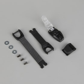 Replacement Straps & Buckle Kit For Acerbis X-Tight