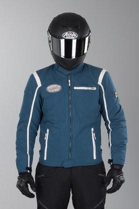 IXS Ridley Jacket Blue-Beige