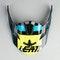 GPX 4.5 V19.2 #M-XXL Helmet Peak Black-Lime