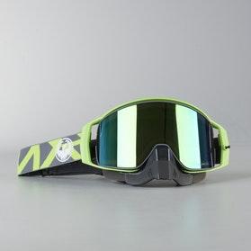 Gogle do Skutera Śnieżnego Dragon NFX2 Zielone