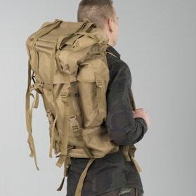 Plecak Brandit Nylon Kamelowy