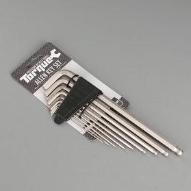 Klucze imbusowe 1,5-10mm