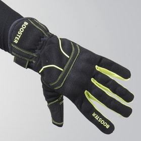 Rękawice Cross Booster Flex Czarno-Neonowe